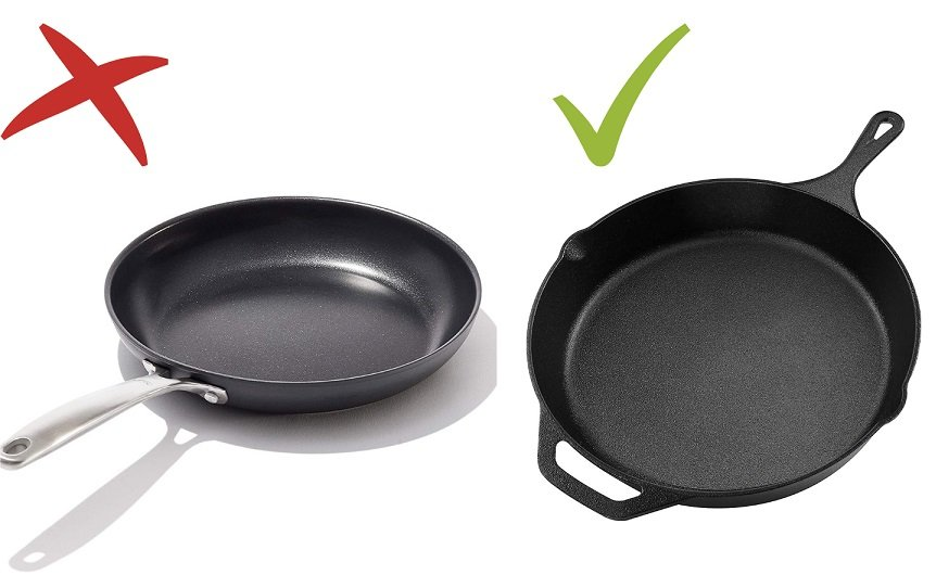What replaced Teflon in the kitchen?