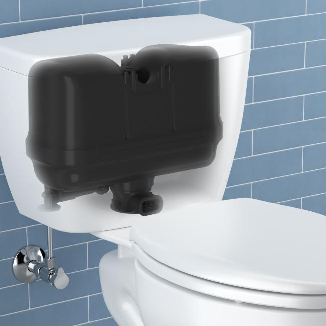 Pressure-assisted Toilets