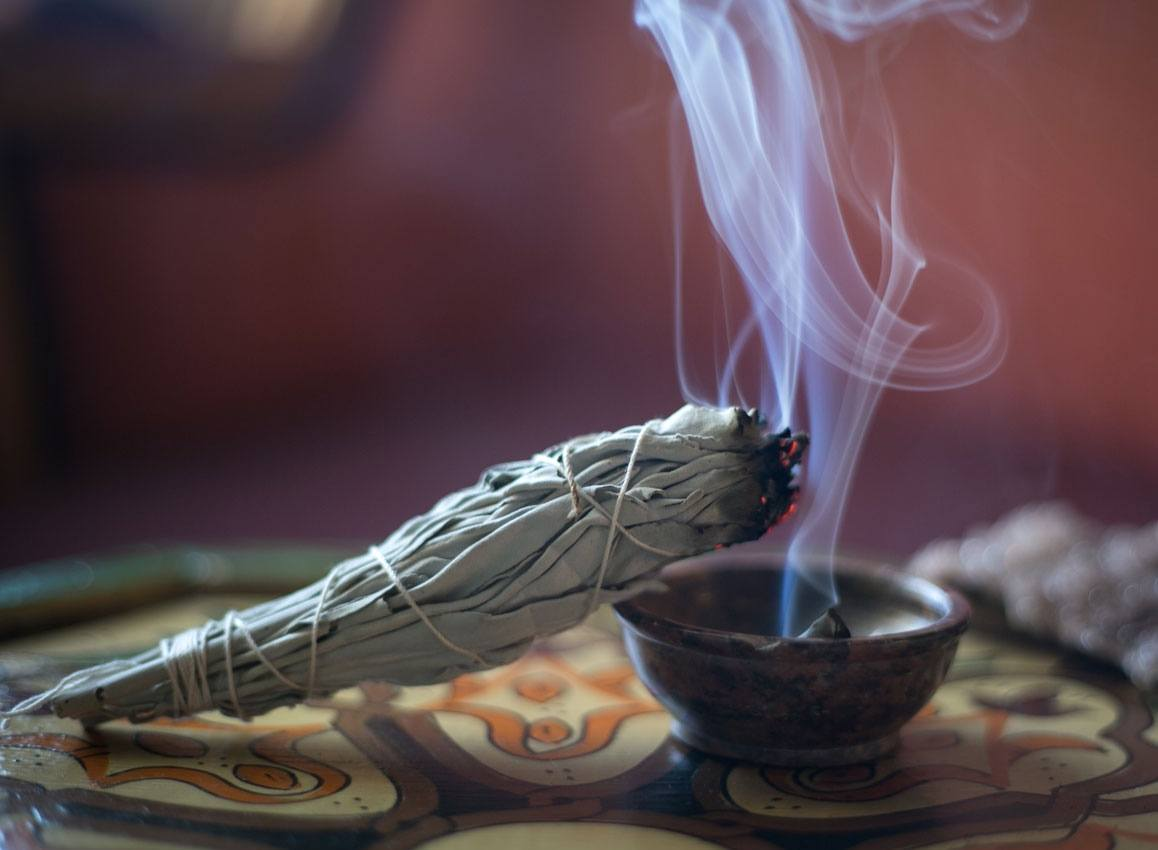 Burn Your Herbs to Produce Smoke, Not Fire